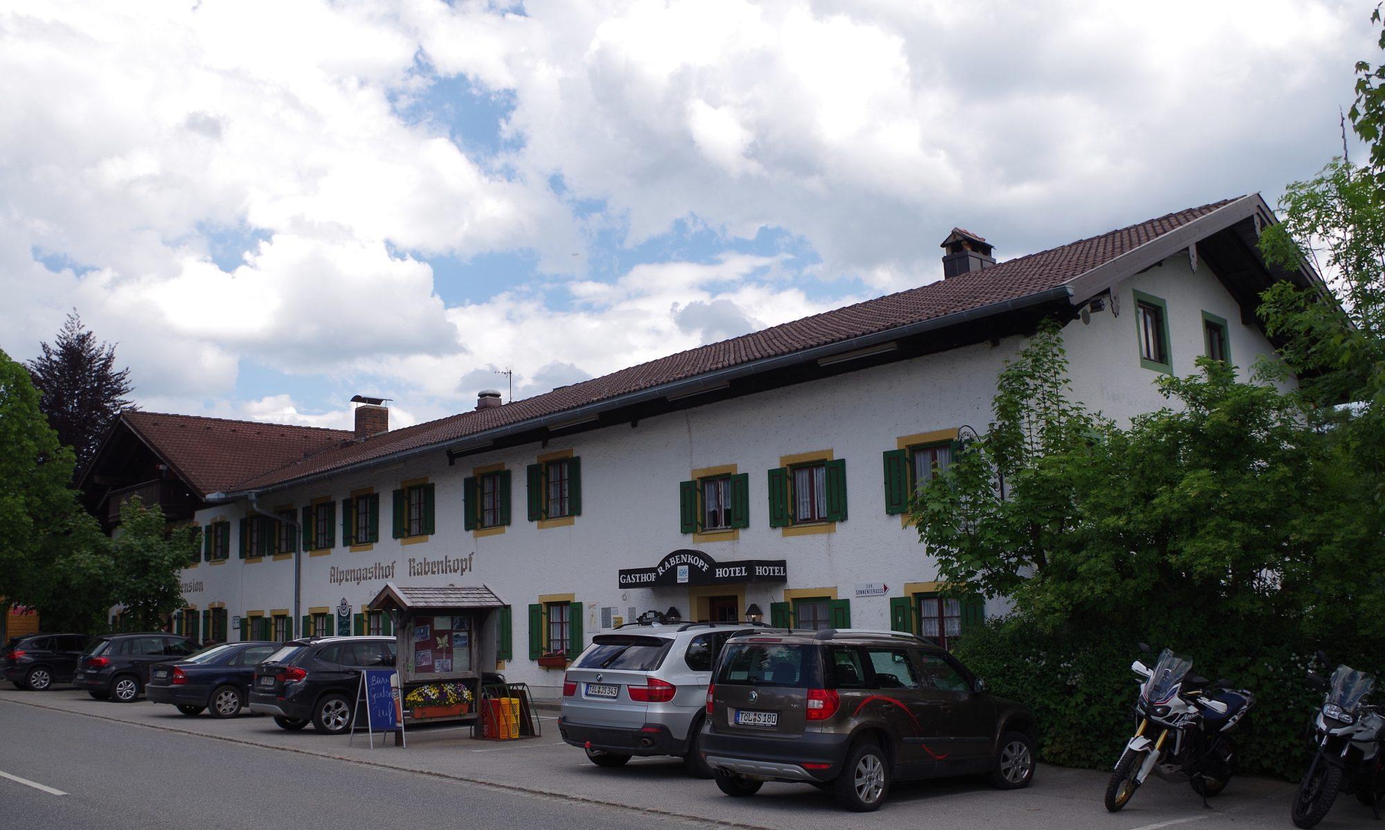 Alpengasthof Rabenkopf